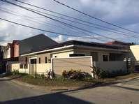 Bungalow Corner Lot House Lot Sale Pilar Village 1