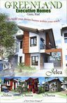 CAINTA GREENLAND EXECUTIVE HOMES New House and Lot for Sale