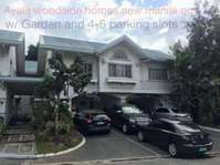 Woodside Homes New Manila Quezon City House & Lot for Sale