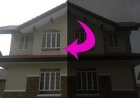 Foreclosed House & Lot (B-137) for Sale Canyon Ranch Carmona Cavite