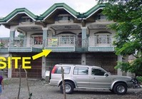 Foreclosed House & Lot (R-009) for Sale Mapulang Lupa Valenzuela City