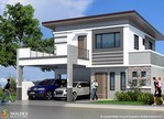 Two-storey Housing Unit for Sale in Villa Caceres – Blanche Model