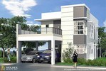 Two-storey Housing Unit for Sale in Villa Caceres – Candice Model