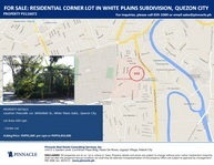 House & Lot for Sale in White Plains Quezon City - 630 Sqm