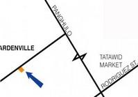 Vacant Lot 10 Sale Gardenville Subdivision Panghulo Malabon