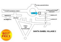 Foreclosed Vacant Lot (LIP-104) for Sale Sta Isabel Village Phase 2 Brgy Isabang Tayabas Quezon