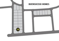 Foreclosed Vacant Lot (C-210) for Sale Buensuceso Homes Brgy Sucol Calamba Laguna