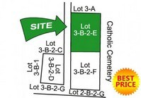 Foreclosed Vacant Lot (NAG-026) for Sale Brgy San Francisco Ocampo Camarines Sur