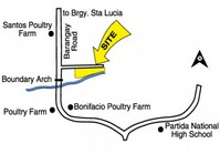 Foreclosed Vacant Lot (SFO-022) for Sale Brgy Sta Lucia San Miguel Bulacan