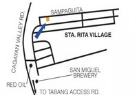 Vacant Lot 42 Sale Sta Rita Village Guiguinto Bulacan