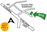 Foreclosed Vacant Lot (SFO-151) for Sale Country Hills Subdivision Brgy San Isidro Tarlac