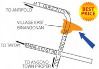 Vacant Lot 51 Sale Village East Executive Homes 4 Binangonan
