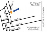 Foreclosed Vacant Lot (T-069) for Sale Town and Country North Phase 4 Lolomboy Bocaue Bulacan