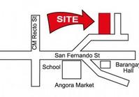 Foreclosed Vacant Lot (LIP-098) for Sale Sto Rosario Subdivision Poblacion Lucena Quezon