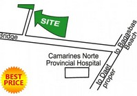 Foreclosed Vacant Lot (NAG-020) for Sale Brgy Gahonon Daet Camarines Norte