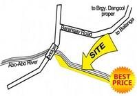 Foreclosed Vacant Lot (SFO-003) for Sale Cataning Balanga City Bataan