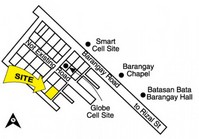 Foreclosed Vacant Lot (SFO-024) for Sale Brgy Batasan San Miguel Bulacan