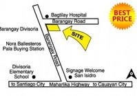 Vacant Lot (SFO-051) for Sale Brgy Ramos Santiago Isabela