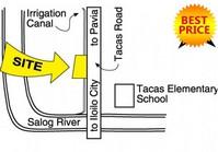 Foreclosed Vacant Lot 29 Sale Brgy Tacas Jaro Iloilo City