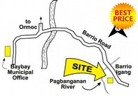 Foreclosed Vacant Lot 33 for Sale Brgy Igay Baybay Leyte