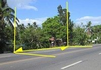 Vacant Lot 73 Sale Brgy Tabigue EB Magalona Negros Occidental