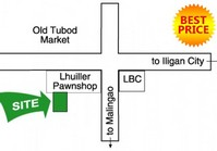 Vacant Lot CDO-016 for Sale Poblacion Tubod Lanao del Norte