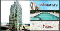 Soho Central Mandaluyong Studio Condo Unit for Sale
